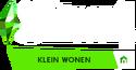 De Sims 4 Klein Wonen Accessoires Logo