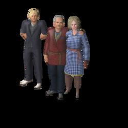 Famille Vanderburg (Hidden Springs)