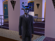 Midnight Masquerade Gordon