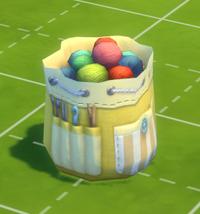 Super Stash Yarn Basket