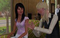 Tamera chat with Darlene