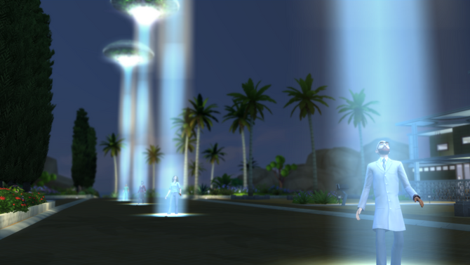 Alien abduction | The Sims Wiki | FANDOM powered by Wikia