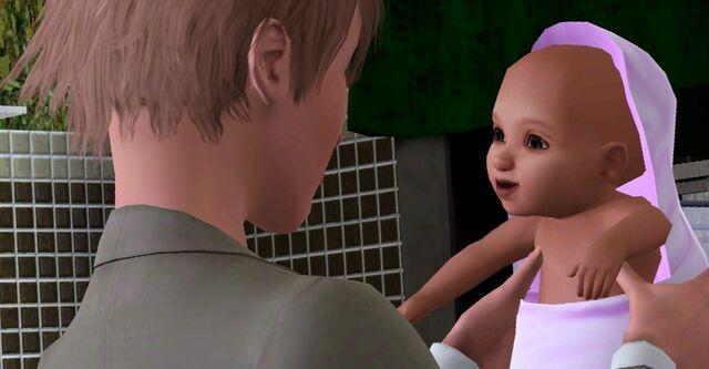 File:Baby close up.jpg