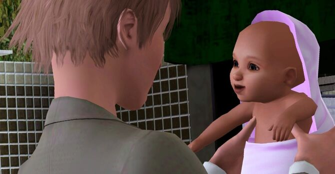 Baby | The Sims Wiki | FANDOM powered by Wikia