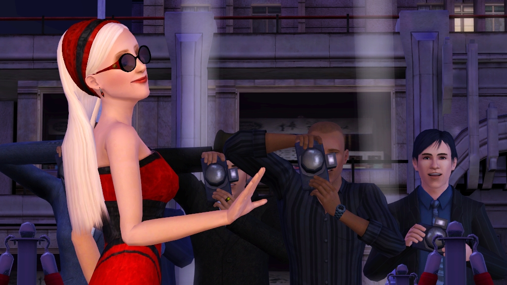 Re: Sims 3 Old boyfriend disappeared, new guy can't become boyfriend.