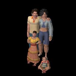 Ichtaca familie