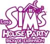Los Sims House Party Logo
