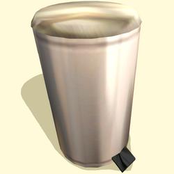 Narcisco Rubbish Bin