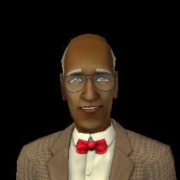 Prof Patrick Reeves