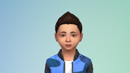 Samuel Villareal Child