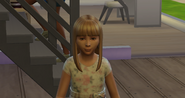 TS4 child girl 2