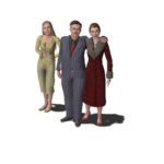 Alto Family (The Sims 3)
