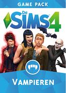 De Sims 4 Vampieren Cover