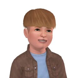Headshot of Timmy