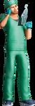 Les Sims 4 Au Travail Render 3