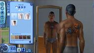 CAS - Poils (Les Sims 3)
