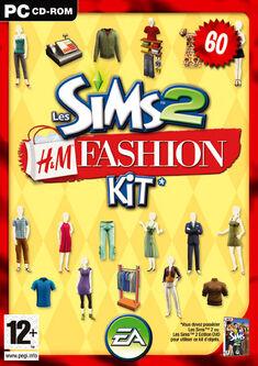 Jaquette Les Sims 2 H&M Fashion