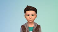 Liam Villareal Child