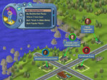 The Sims Online UI Design 2