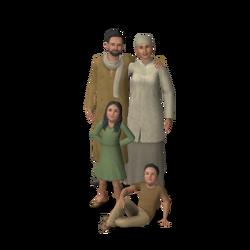 Amin familie