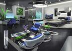 Les Sims 3 En route vers le futur Concept art 6