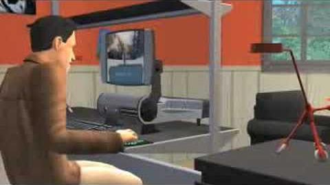 Los Sims 2 IKEA Accesorios para el hogar Tráiler
