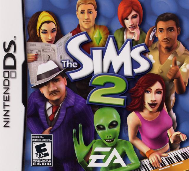 The Sims 2 (Nintendo DS) | The Sims Wiki | FANDOM powered by Wikia