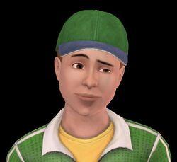Vincent Vrijevogel (De Sims 3)