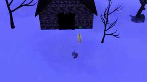 Los Sims 3 Y Las Cuatro Estaciones (Nevando)