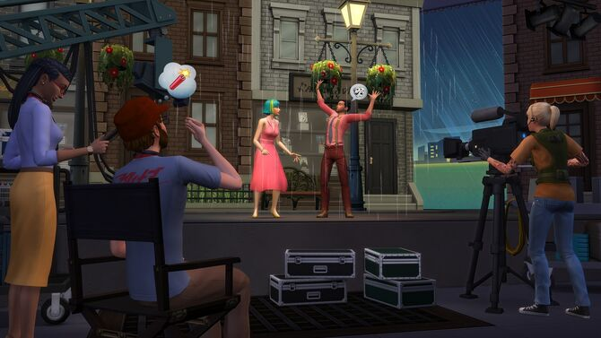 Sims4 Rumbo a la Fama2