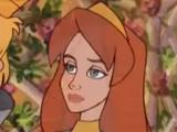 Princess (The Devil's Three Golden Hairs)