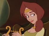 Princess of Upper Inclavia