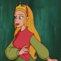 Princess Yolanda