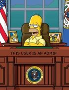 Cet utilisateur est admin