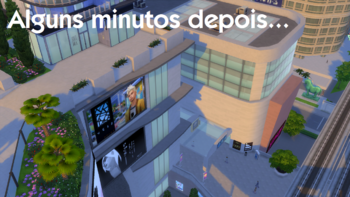 Good Morning San Myshuno - Capítulo 18 (19)