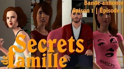 Secrets de famille - Bande-annonce 1x05