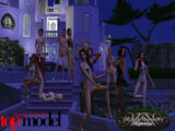 Sims Next Top Model Cycle 1