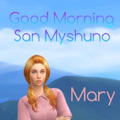 Poster da Mary.