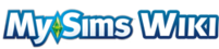 Logo MySims Wiki
