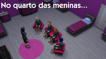 Good Morning San Myshuno - Capítulo 18 (4)