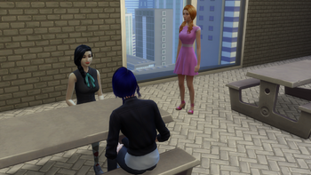 Good Morning San Myshuno - Capítulo 8 (1)