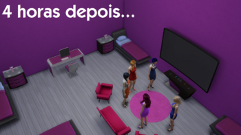 Good Morning San Myshuno - Capítulo 18 (11)