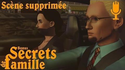 Secrets de famille - Bonus Scène supprimée 1x02