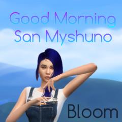 Poster da Bloom.