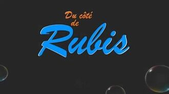 Du côté de Rubis - Teaser d'annonce de la série