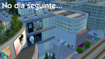 Good Morning San Myshuno - Capítulo 7 (5)