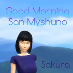 Poster da Sakura.