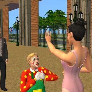 <i>Levei Roberta pela mão e a pedi em casamento.</i>