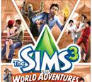 The Sims 3 Plus World Adventures