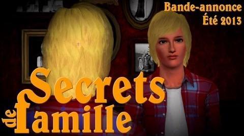Secrets de famille - Bande-annonce Été 2013